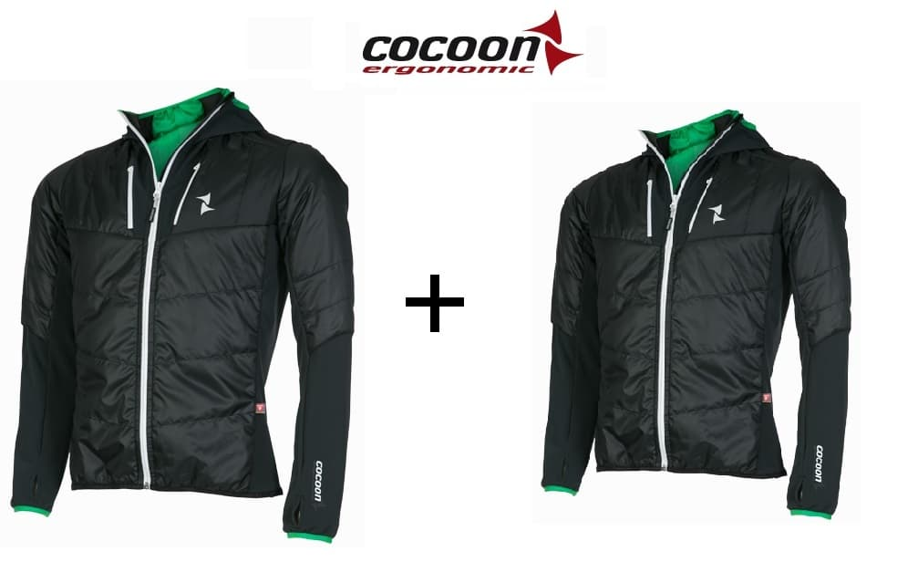 COCOON helium light jacket